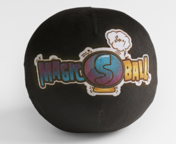 Magic S ball